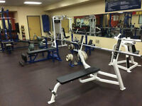Personal Trainer Private Gym