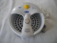 Scholl Pedicure Plus Foot Spa