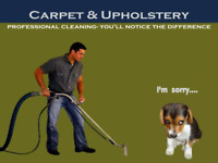 Gils Carpet And Upholstery Cleaning
