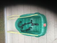 Outdoor swing excellent condition
