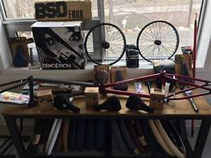 """NEW STOCK"" BMX BIKES, BMX PARTS & More BLOWOUT @ SAM'S BMX SHOP"