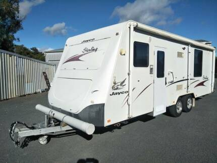 08 Jayco Stirling with Ensuite Picton Bunbury Area Preview