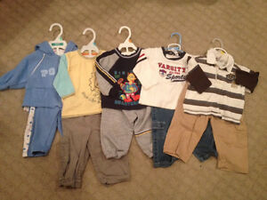 Boys 12 month clothes Windsor Region Ontario image 1