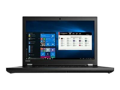Lenovo ThinkPad P53 Laptop: Core i7-9750H 16GB RAM, Quadro T2000, 256GB