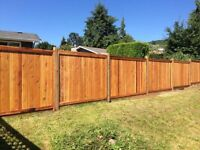 Fence installation. BEST RATES