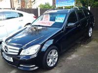 Mercedes-Benz C-ClassC220 CDI BlueEFFICIENCY Executive SE Auto (FULL LEATHER+SAT
