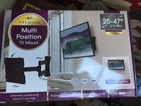 AVF Premuim Multi Positon TV Mount - NIB