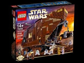 75059 Lego Sandcrawler - New and Sealed - Collect Only