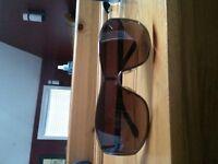Ralph shield sunglasses