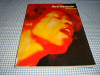 Jimi Hendrix Anthology, sheet music book, ISBN 089524053X, 1975, Hal Leonard Publ. USA, HL00306930