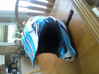 Motocross Helmet like new