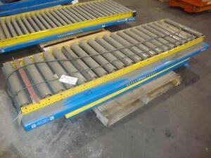 "Bishamon 32"" x 88"" Roll top scissor lift, 5000 Ib capacity"