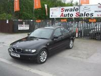 2004 BMW 320D ES FULL SERVICE HISTORY, GREAT FUEL ECONOMY