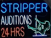 Wanted: Dancers