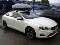Volvo S60D5 [215] R DESIGN Lux (HALF LEATHER+SAT NAV)(ROOF BOX INCLUDED IF WANTE