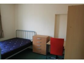Double Rooms to Let £55pw No Deposit Shirebrook