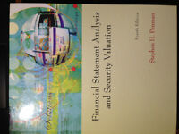Financial Statement Analysis and Security Valuation 4th Ed