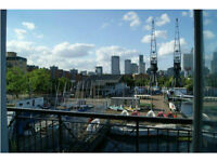 Amazing 2 bed, 2 bath apartment with river views in a private development in Canary wharf, CALL NOW