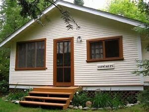 Victoria Beach Cottage For Rent (Restricted Area)