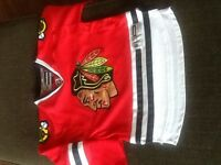 Chicago Blackhawks youth small size