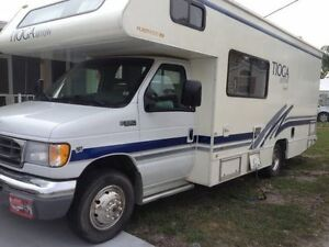 Looking to buy--Class C 24 ft motorhome