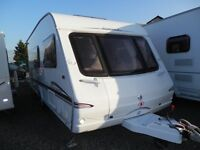 ** 2005 SWIFT CHARISMA 560SE TOURING CARAVAN ** 4-BERTH ** RC MOVER ** PRICE GREATLY REDUCED **