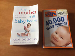 Baby Reference Book Lot