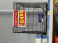 New dog cage
