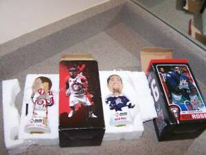 Toronto Rock - N Rose & S Leblanc bobbleheads in boxes