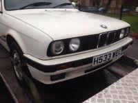 E30 318i auto LUX 101,000 miles px swap breaking BMW drift e36 ready