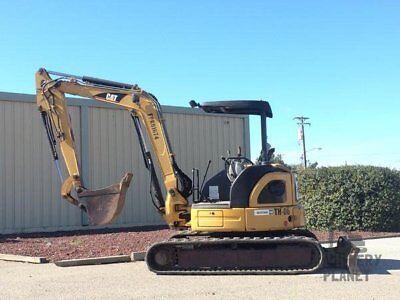2007 Cat 304 C Cr Minimidicompact Excavators