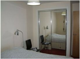 A furnished room in a new estate