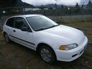 USED HONDA CIVIC PARTS...CHEAP PARTS