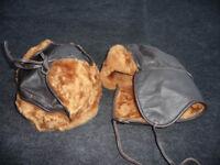 Sheepskin Hats & Gloves