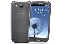 Samsung galaxy s3 lte 4g open on all networks 16gb good working mint condition