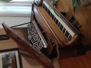 Chickering and Sons 1837 Grand piano Cambridge Kitchener Area image 3