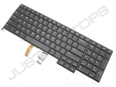 New Genuine Dell Alienware 17 R4 R5 US English QWERTY Backlit Keyboard
