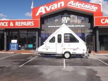 2002 Avan Cruiser 3C Camper Hillcrest Port Adelaide Area Preview