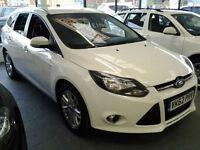 Ford Focus 1.6TDCi 2012 Titanium