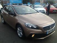 2013 VOLVO V40 D2 Cross Country SE SAT NAV