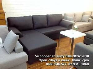 Brand New wide ranges of high quality L-shape sofa, sofa bed sale Maroubra Eastern Suburbs Preview