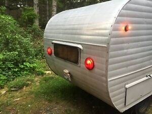 1959 Easy travler vintage trailer