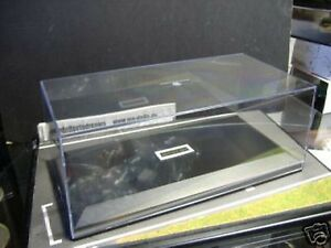 vitrine klarsichtbox f r modellautos 1 18 leerbox. Black Bedroom Furniture Sets. Home Design Ideas