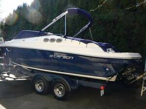 2012 Larson LXI 238 - Immaculate