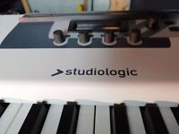 Studiologic Acuna 88, Keyboard Controller- 88 Keys Keys weighted Midi