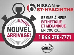 2014 Nissan Rogue S JAMAIS ACCIDENTÉ CAMÉRA DE RECUL CERTIFIÉ