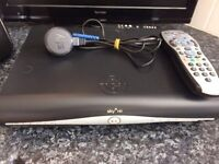 Sky HD box , remote control and power lead £20 Perfect working order £20