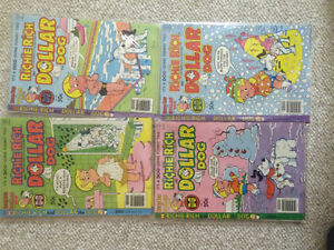 1300 issues of Richie Rich Comics $2-4 per Strathcona County Edmonton Area image 2