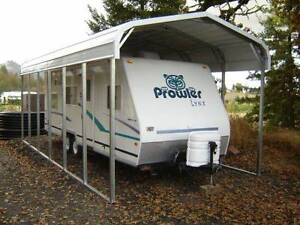 RV Carport - Boat Carport- Metal - Portable