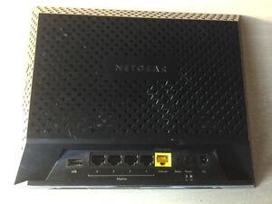Router Netgear N6300